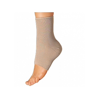 Camel Wool Ankle Sleeve Sock - 0602