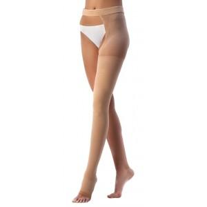 KKL1 unisex Therapeutic Decreasing Compression Therapeutic Thigh Stocking - Right leg - 2515