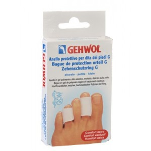 Protective Gel rings for toes