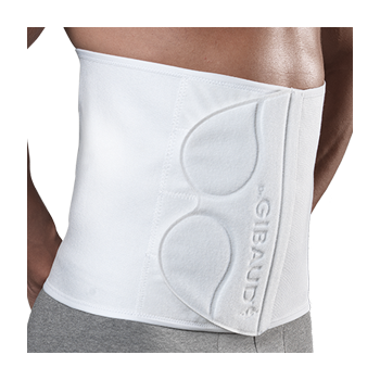 Post-operative belt with stays - 0130
