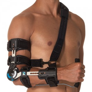 Innovator X - Left elbow brace - 0316