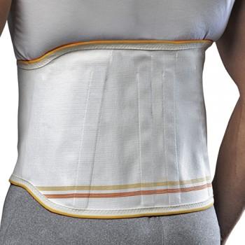 Lumbar belt with stays - 0112