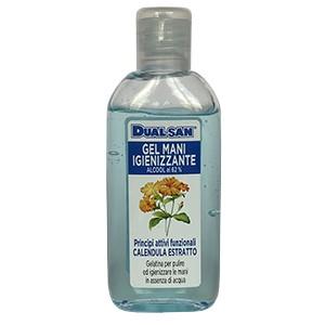 Gel igienizzante mani 100 ml - 6001