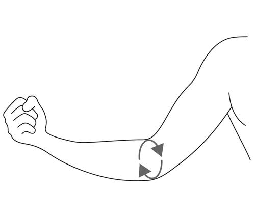 Risultati immagini per circonferenza gomito