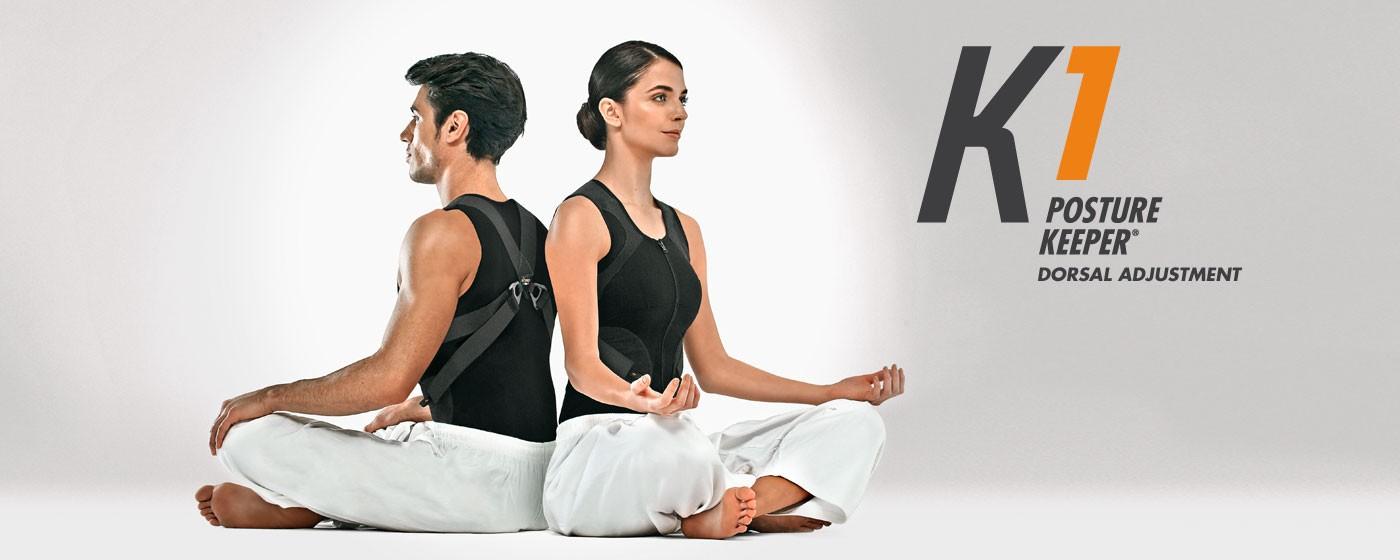 Ekeep - POSTURE KEEPER dorsal adjustment